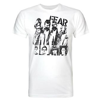 Dirty Cotton Scoundrels Fear Masks Men's T-Shirt