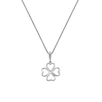 Hot Diamonds Sterling Silver Lucky In Love Pendant DP768