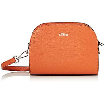 s.Oliver (Bags) 2040357 Woman Shoulder BagOrange (Orange) 6x16x20.5 Centimeters (B x H x T)