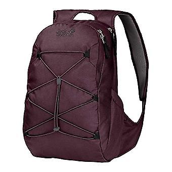 Jack Wolfskin Savona Jours Sac Dos Backpack Donna Rosa (Burgundy) One Size