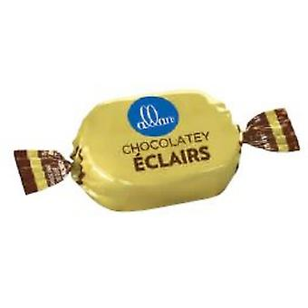 <p>chocolate Eclairs -( 11lb Allan Chocolate Eclairs)</p>