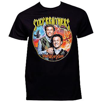 Step Brothers Nighthawk og Dragon T-shirt