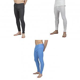Mens Thermal Underwear Long Johns Polyviscose Range (British Made)