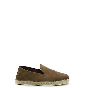 Tod's Ezbc025089 Men's Brown Suede Loafers
