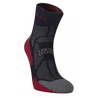 Hilly Off Road durabil Merino lână confort pernă de rulare & Sport anklet șosete