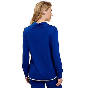 Rösch 1203264-10425 Women's Pure Royal Blue Loungewear Jacket