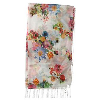 Ladies Scarf Collection Floral Print Scarf 91325