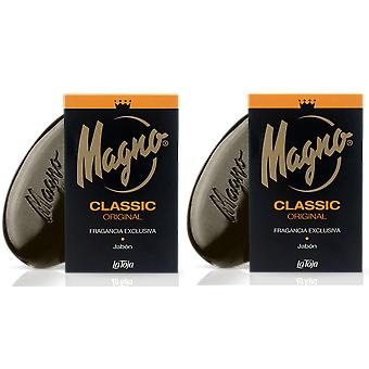 Magno Classic Original Soap 125g  (2-Pack)
