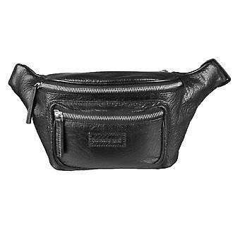 Bruno banani-men's belt bag Fanny Pack waist bag black 4909