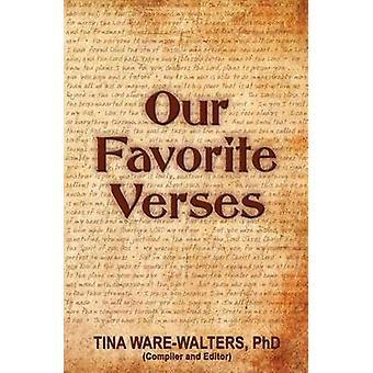 Our Favorite Verses by WareWalters & Tina