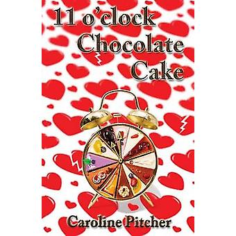 11 OClock Chocolate Cake by Pitcher & Caroline