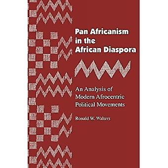 Pan-Afrikanismus in der afrikanischen Diaspora: eine Analyse der modernen Afrocentric politische Bewegungen