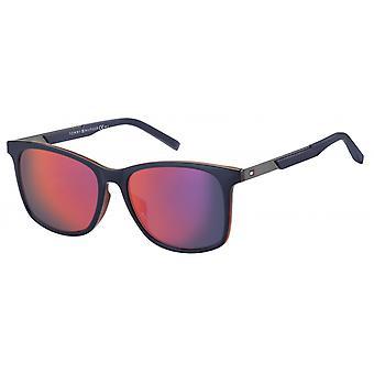 Okulary przeciwsłoneczne TH1679/S 8rumi Męski niebieski/srebrny szary