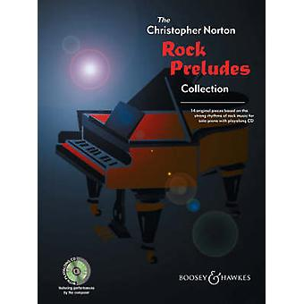 Rock Preludes Collection by Christopher Norton - 9780851624754 Book
