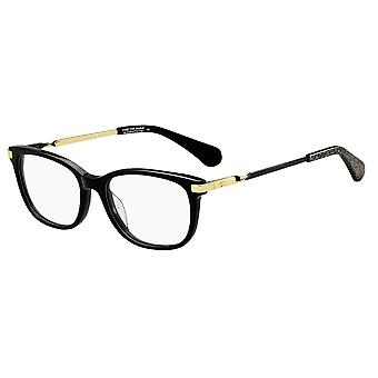 Kate Spade Jailene 807 Black Glasses