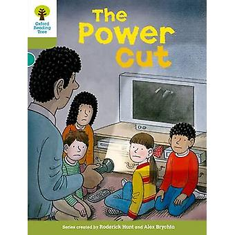 Oxford Reading Tree Level 7 More Stories B The Power Cut by Hunt & Roderick