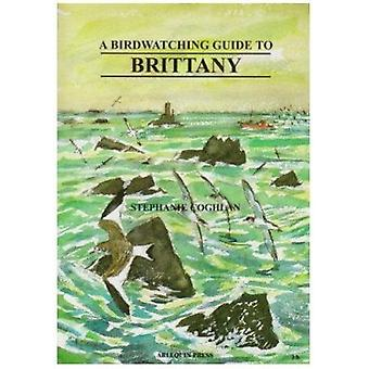 Birdwatching Guide to Brittany - 9781900159869 Book