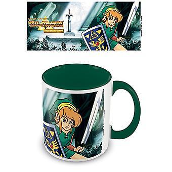 Zelda Lost Woods Vihreä Sisällä Muki