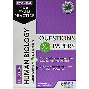 Essential SQA Exam Practice - Higher Human Biology Questions and Paper