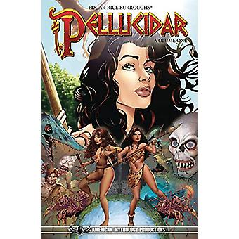 Pellucidar Terror From The Earth's Core Trade Paperback by Mike Wolfe