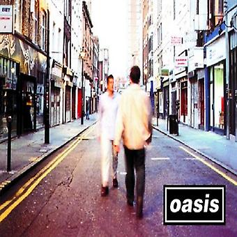 Oasis Whats The Story Morning Glory Album Official any occasion Greeting Card