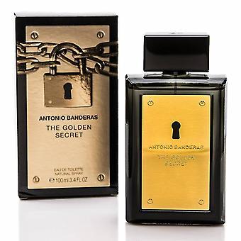 Antonio Banderas - Das goldene Geheimnis - Eau De Toilette - 100ML