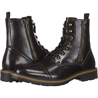 Unlisted by Kenneth Cole Men's Shoes Captain Boot Cap Toe Ankle Fashion Boots