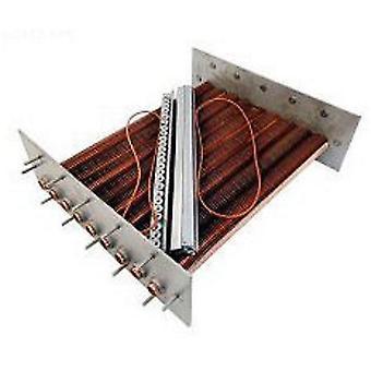 Raypak 010060F Tube Bundle 266 267 polymère Kit