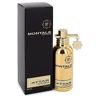 Montale Attar Eau De Parfum Spray By Montale 1.7 oz Eau De Parfum Spray