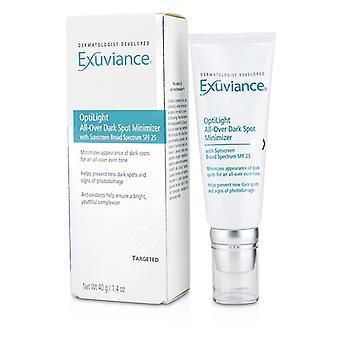 Exuviance OptiLight hele donkere plek Minimizer SPF25 40 ml / 1.4 oz