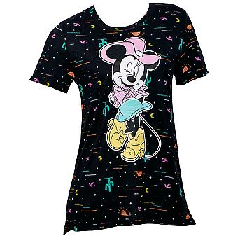 Disney Minnie Mouse Cowgirl Women''s T-Shirt