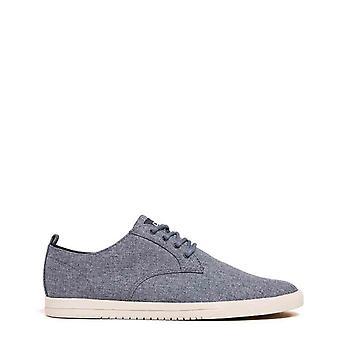 Clae Ellington Textile Low Shoes
