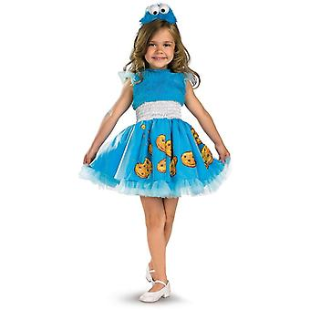 Cookie Monster Sesame Street Child Costume