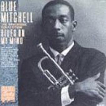 Blue Mitchell - Blues on My Mind [CD] USA import