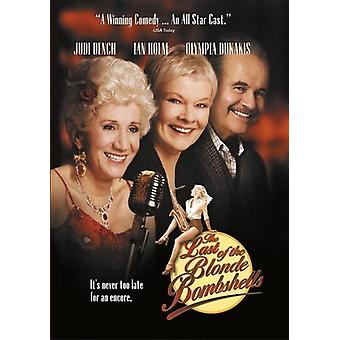 Last of the Blonde Bombshells [DVD] USA import