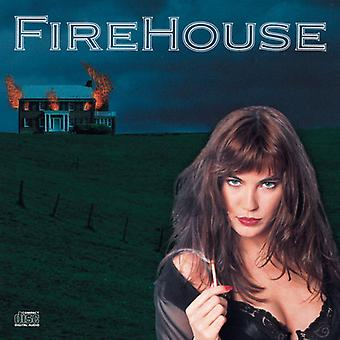 Firehouse - Firehouse [CD] USA import