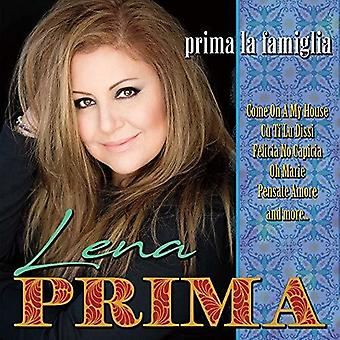 Prima La Famiglia [CD] USA import