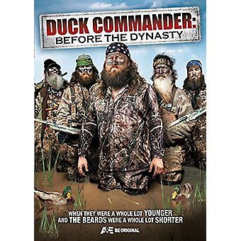 Duck Commander: Before the Dynasty [DVD] USA import