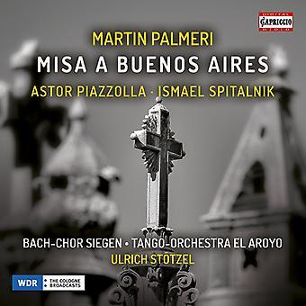Palmeri / Linde - Misa a Buenos Aires [CD] USA import