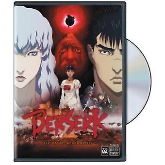 Berserk - Golden Age Arc 2-Battle for Doldrey [DVD] USA import