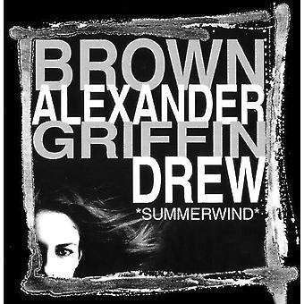 Brown/Alexander/Griffin/Drew - Summerwind [CD] USA import