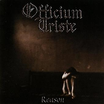 Officium Triste - Reason [CD] USA import