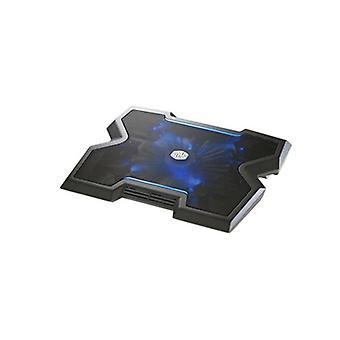 Cooler Master Silent 200 Mm Fan With Blue Leds For 17 Inch Laptops