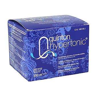 Hypertonic Quinton 30 ampoules of 10ml
