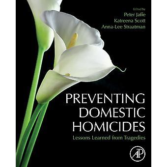 Prevención de homicidios domésticos por Peter Jaffe