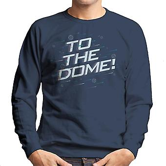 The Crystal Maze To The Dome Men's Sweatshirt