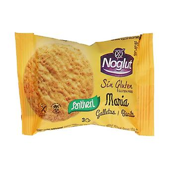 Gluten Free Noglut Maria Cookies 3 units