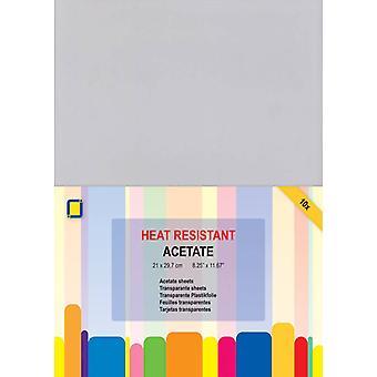 JEJE Produkt Acetate sheets heat resistant A4