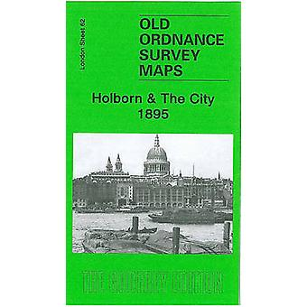 Holborn The City 1895 de Taylor & Pamela