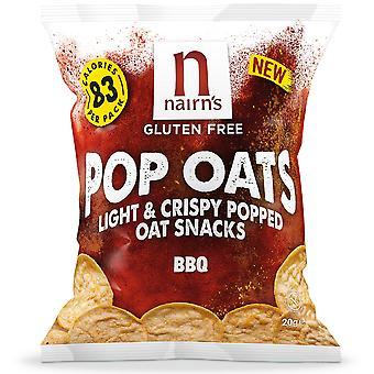 Nairn's Gluten Free BBQ Pop Oats